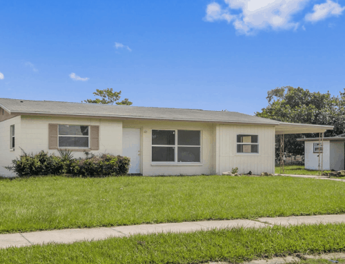 JUST LISTED – 360 Schoolhouse Lane, Merritt Island, FL 32953 – $114,900